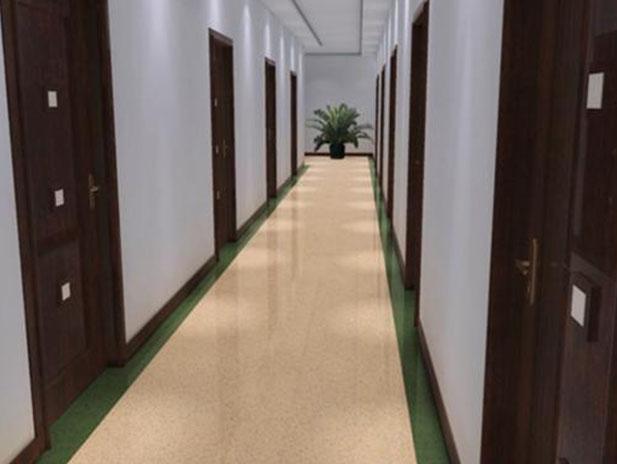 三合宾馆塑胶地板